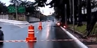 Fiação Avenida Guido Caloi