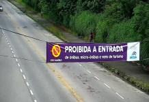 Proibição Ubatuba