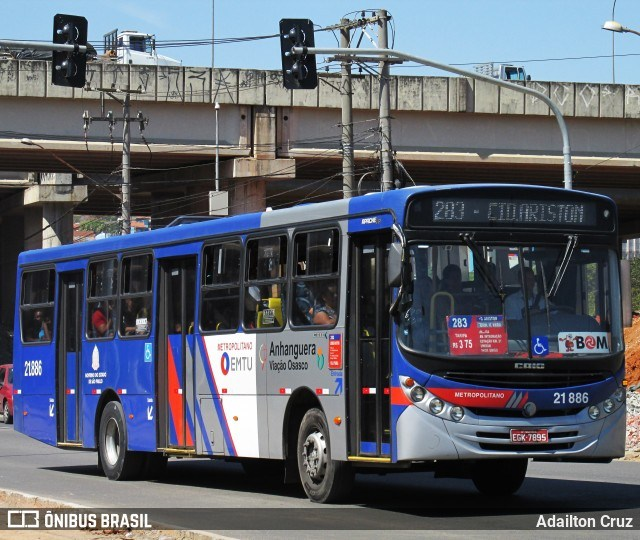 Linha 283 EMTU Carapicuíba