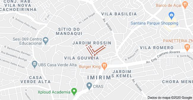 Rua Oscar de Moura Lacerda