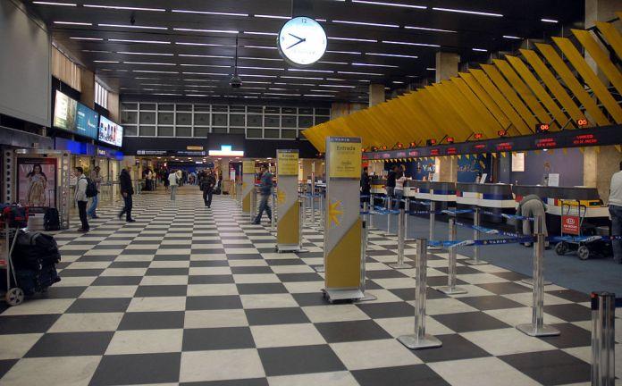 Saguão Congonhas Aeroportos