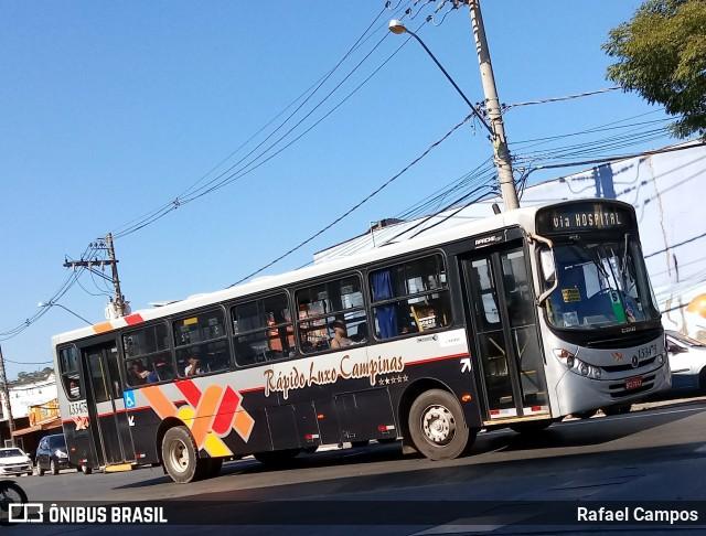 Ônibus Campo Limpo Paulista