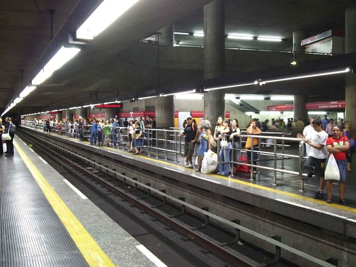 Estação Sé Frota