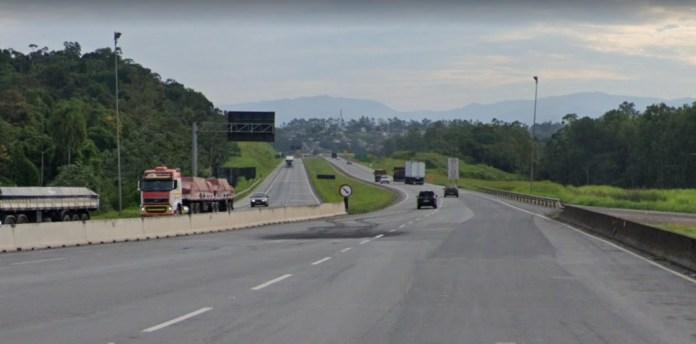 km 486 Régis Bittencourt Cajati