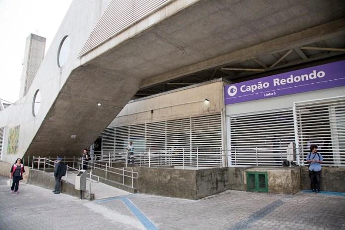 Capão Redondo Linha 5