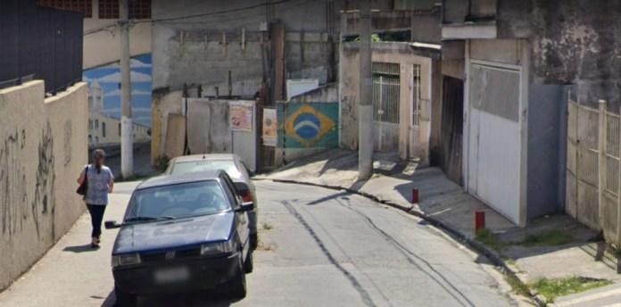 Rua Alamoique