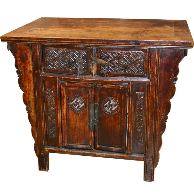 meuble d entree chinois ancien