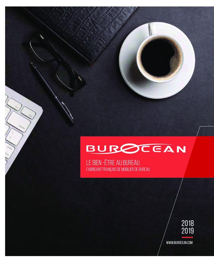 Catalogue BUROCEAN 2018/2019