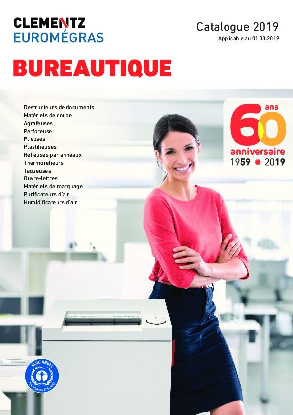 Catalogue Clementz Bureautique