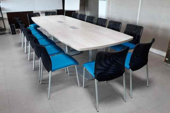 Salle de réunion – Industrie