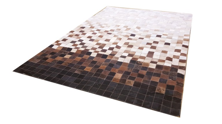 peau de vache mayra 120 patchwork transition ivory
