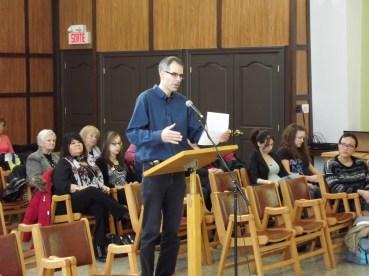 Commission populaire pour l'ACA à Shawinigan, le 18 novembre 2015 - photo 2