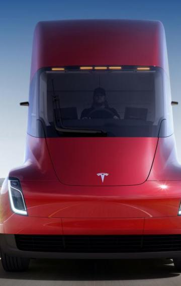 Tesla Semi: il camion elettrico di Elon Musk