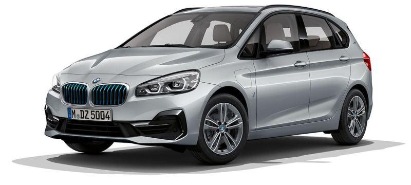 BMW 225xe Active Tourer iPerformance (ibrida plug-in) 1