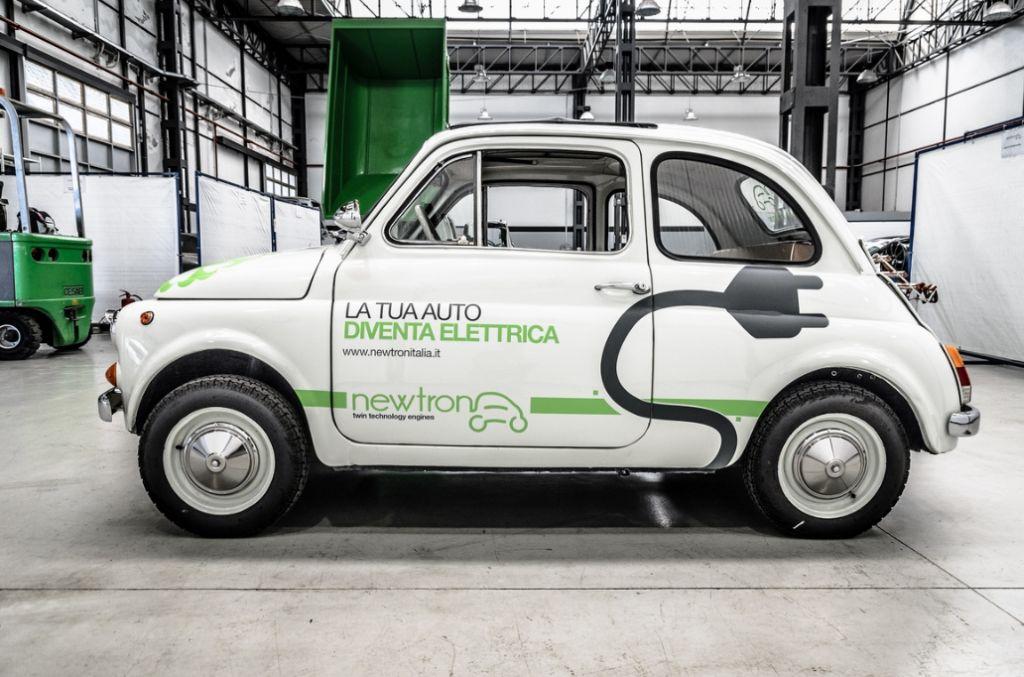 Retrofit elettrico come trasformare l'auto in elettrica