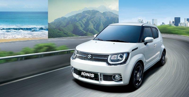 Suzuki Ignis Hybrid (mild-hybrid)