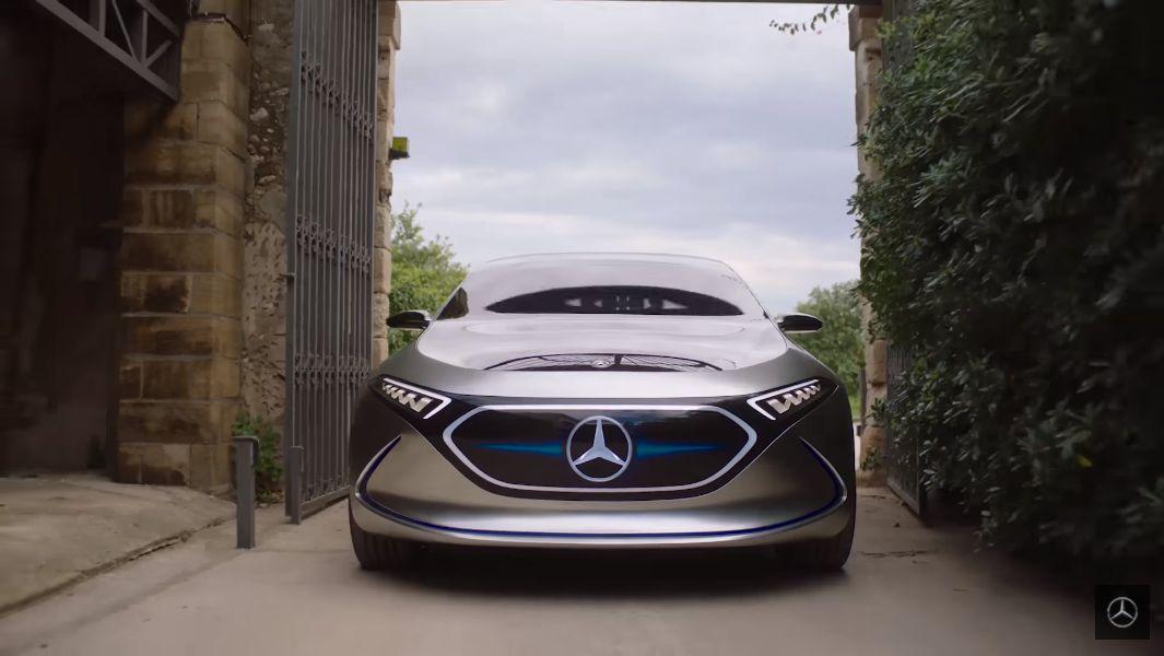 Tour ecosostenibile in Sicilia con la nuova Mercedes EQA