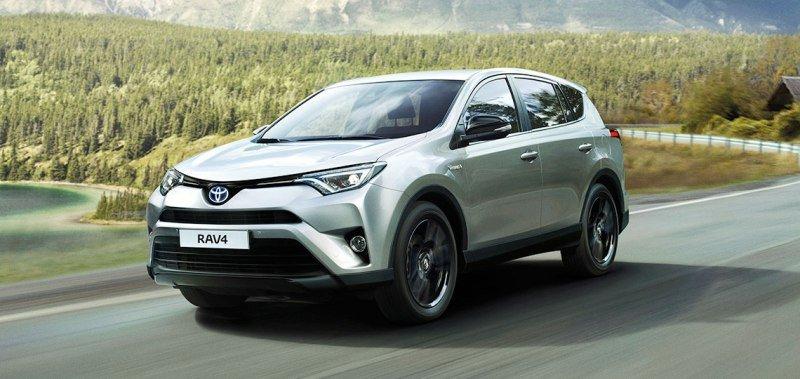 Toyota RAV4 Hybrid (full-hybrid)
