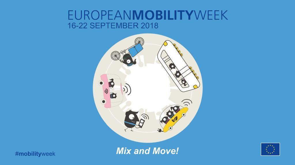 Settimana Europea della Mobilità 2018