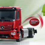 I veicoli industriali green di Mercedes-Benz e FUSO all'Ecomondo di Rimini