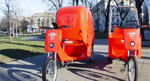Cargo bike elettrici a pedalata assistita