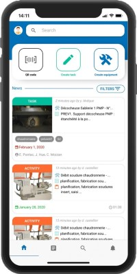 mobile cmms healthcare device maintenance