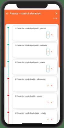 checklist gmao