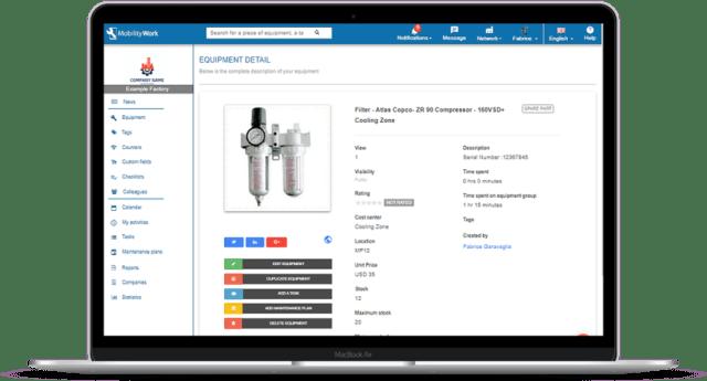 iot cmms maintenance management software