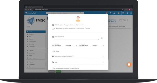 mobile cmms software maintenance work order