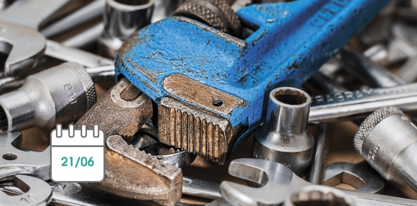 GMAO: gestionar sus herramientas con éxito
