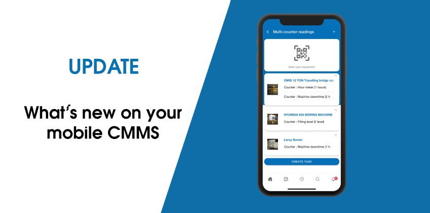 Mobile CMMS: Discover The Latest Update
