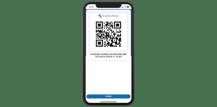 Utiliser les QR codes dans votre logiciel de GMAO mobile