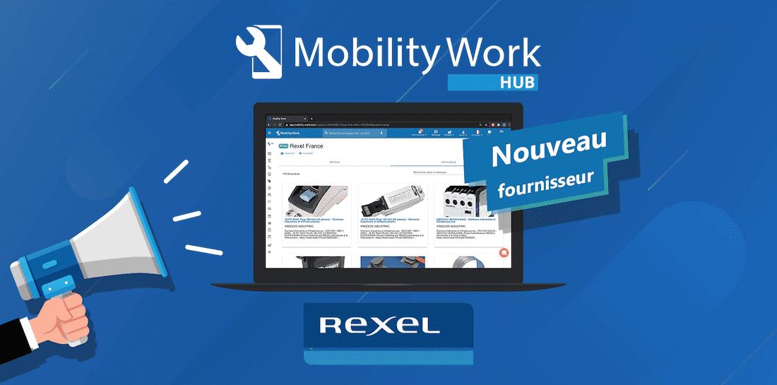 Rexel France rejoint les fournisseurs officiels de la GMAO