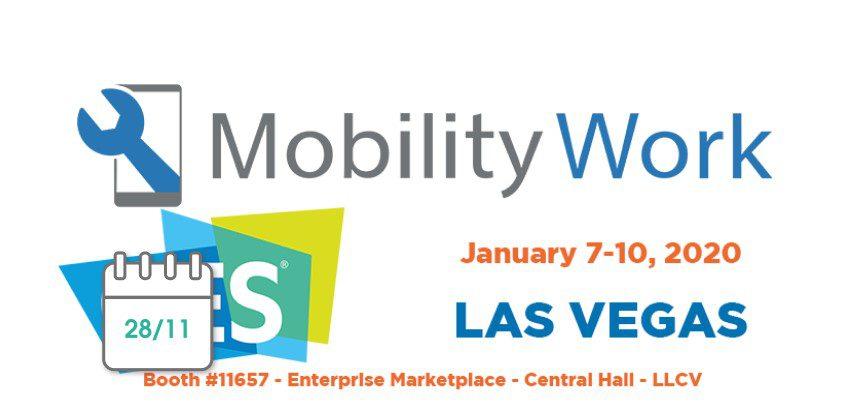 CES 2020: ¡El equipo de la GMAO Mobility Work vuelve a Las Vegas!