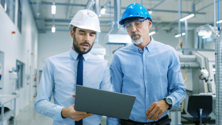 Types of maintenance: Curative, Corrective, Preventive