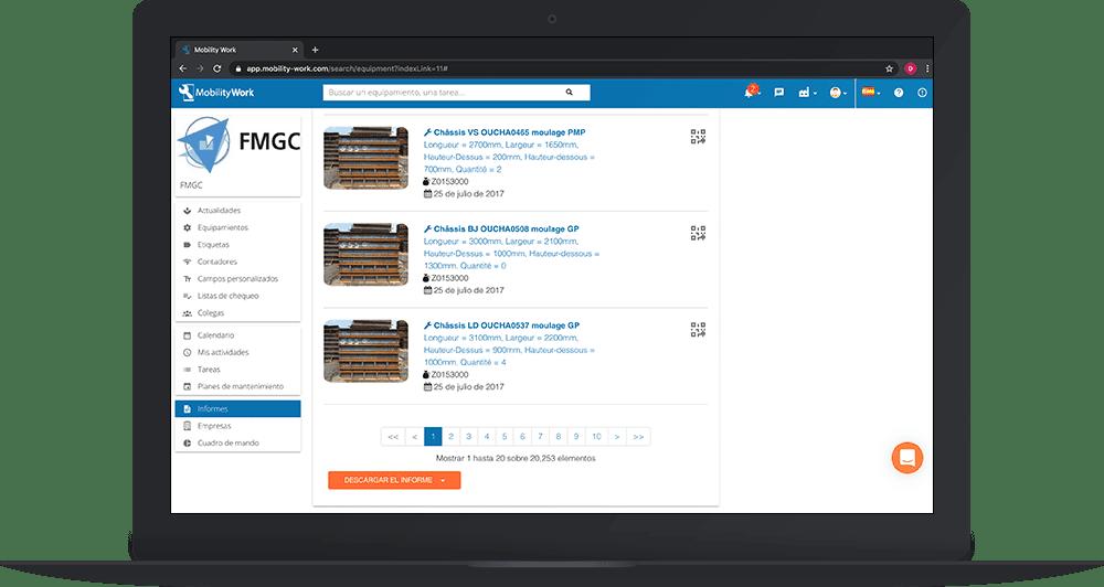 Importar sus datos gratis desde Excel a su nuevo software de GMAO