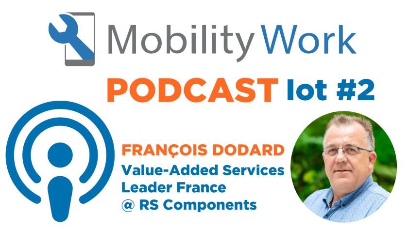 Podcast IoT #2 : la spécificité des produits IoT, avec RS Components