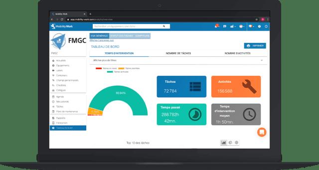 Analyse ses données de maintenance et d'énergie dans sa GMAO
