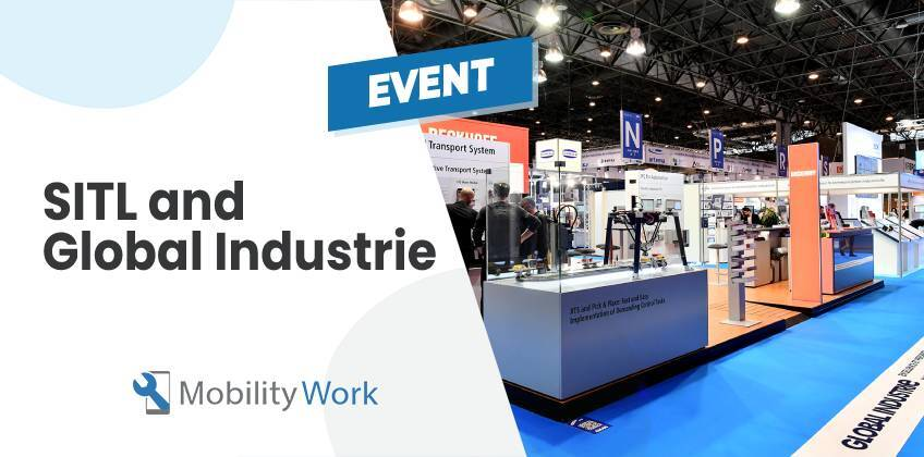 Discover our CMMS and our Supplier Hub platform at this year's fairs!