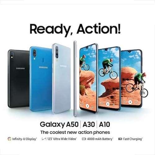 Samsung Announces the new Galaxy A Series in Nigeria