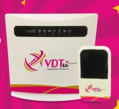 VDT 4G LTE cpe modem and mobile wifi