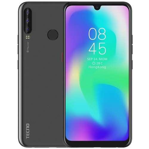 TECNO Pouvoir 3 Plus is a tecno phone with 6000mah battery