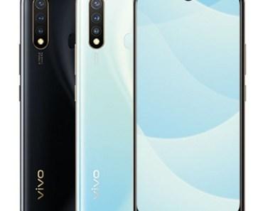 vivo Y19 5000mAh battery 128GB ROM fast charging