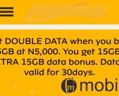 Super Offer: Get MTN 30GB for ₦5000 1