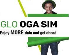 Glo Oga SIM data bonus mobility nigeria