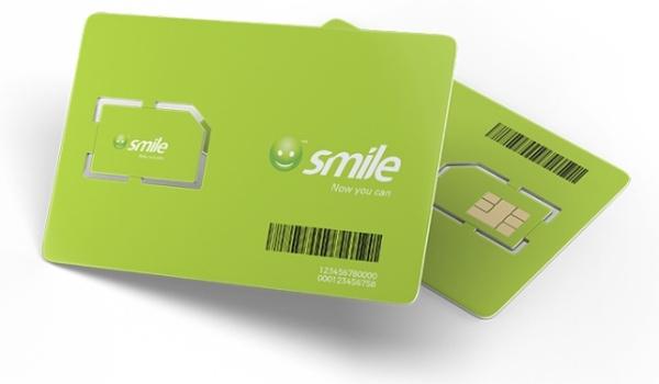 smile SIM cards