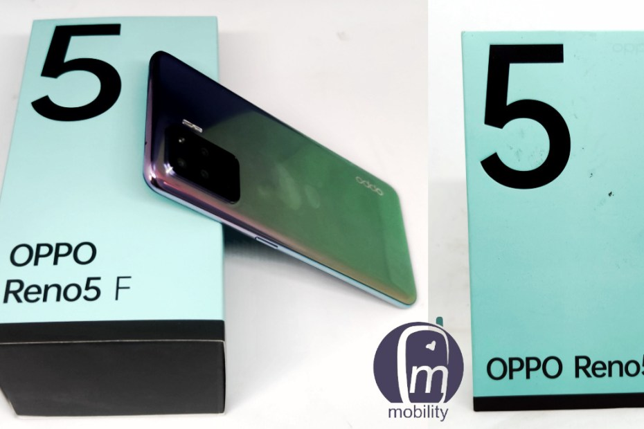 launched OPPO Reno5 and Reno5 F in Nigeria