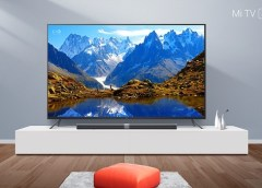 Xiaomi has a new smart TV, and it's 70 inches big !! 3
