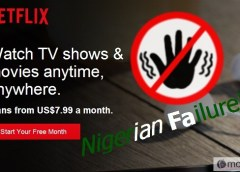 Netflix bound to fail in Nigeria