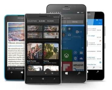 Which Lumia
